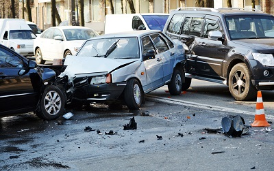 Accidents Caused by a Driver Leaving a Parking Lot or Driveway