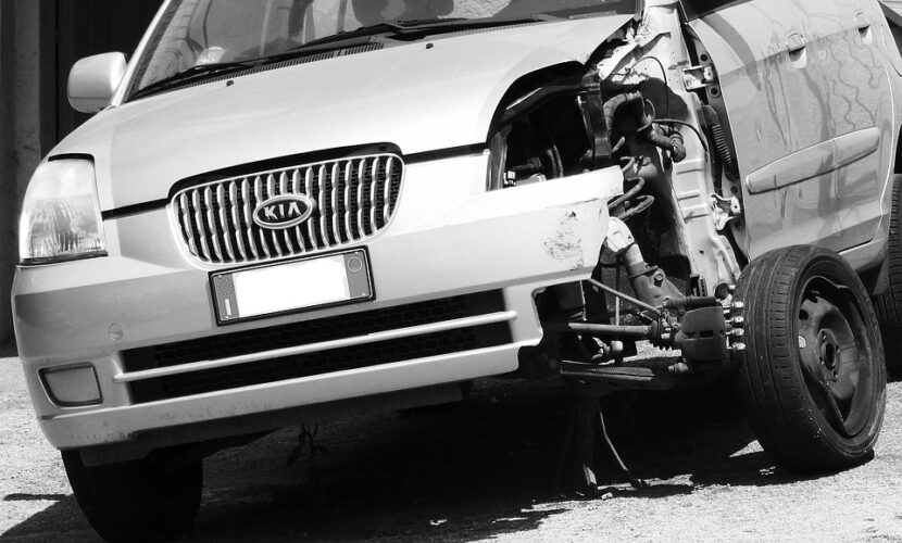 One Car Accident in Findley Township, Pennsylvania