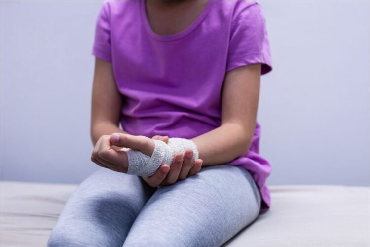 When a Child Is Injured in an Accident